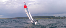 Segelschein Jolle | offenes Kielboot