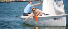 Sportbootführerschein BinnenSchStr unter Segel