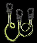 Plastimo tethers with premium aluminium safety hooks