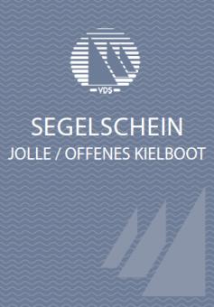 VDS Segelschein Jolle / offenes Kielboot