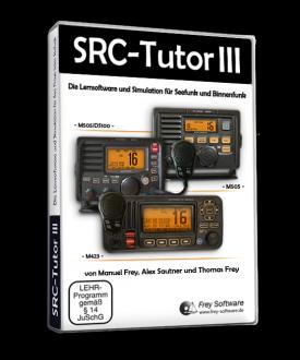SRC-Tutor III M503 & DS100 - Sonderedition ohne Übungsaufgaben