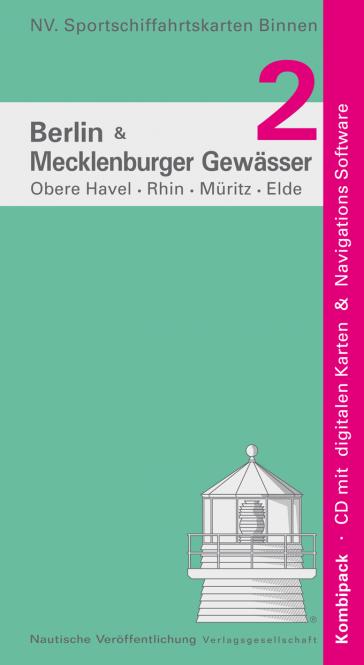 Kombi Pack Binnen Band 2: Berlin  und Mecklenburge