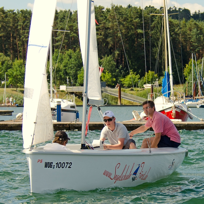 """Segelboot C55 """"Njoerd"""""""