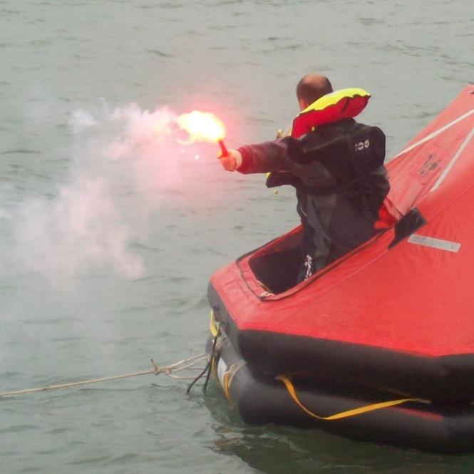 Fachkundenachweis für Seenotsignalmittel (FKN)