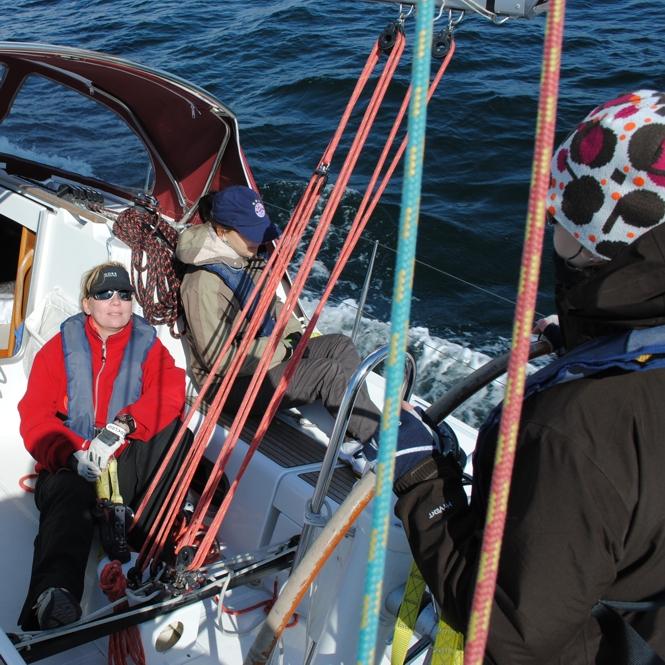 Ausbildungstörn Sportküstenschifferschein Ostsee (Praxis)