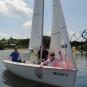 Abendkurs Sportbootführerschein Binnen Segel für Inhaber des SBF BinnenSchStr (Theorie)