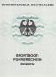 Prüfungsanmeldung zum Short Range Certificate (SRC) am 03.08.2019